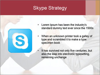 Portrait of business competitors PowerPoint Templates - Slide 8