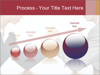 Portrait of business competitors PowerPoint Templates - Slide 87