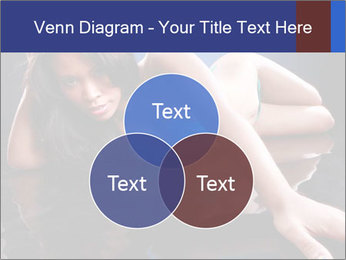 Cute black girl PowerPoint Template - Slide 33