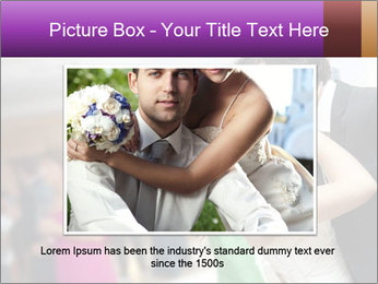 Just married couple PowerPoint Template - Slide 16