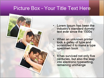 Just married couple PowerPoint Template - Slide 17