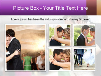 Just married couple PowerPoint Template - Slide 19
