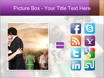 Just married couple PowerPoint Template - Slide 21