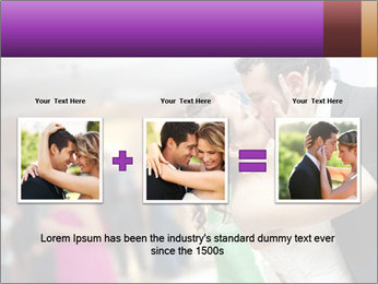 Just married couple PowerPoint Template - Slide 22