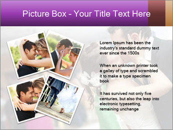Just married couple PowerPoint Template - Slide 23