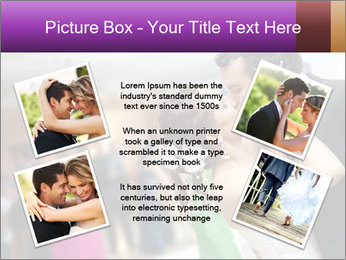 Just married couple PowerPoint Template - Slide 24