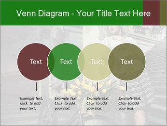 Beauty brunette PowerPoint Template - Slide 32