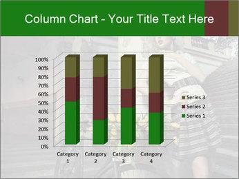 Beauty brunette PowerPoint Template - Slide 50