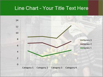 Beauty brunette PowerPoint Template - Slide 54