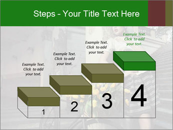 Beauty brunette PowerPoint Template - Slide 64
