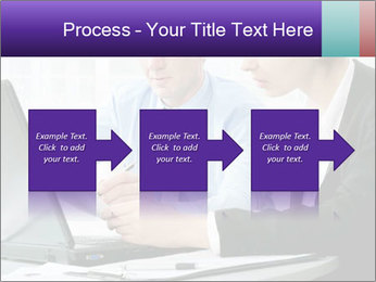Business people at the office PowerPoint Template - Slide 88