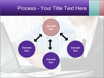 Business people at the office PowerPoint Template - Slide 91