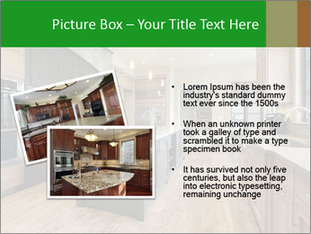 Kitchen in luxury home PowerPoint Templates - Slide 20