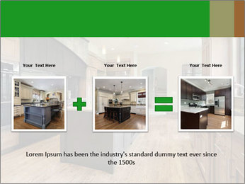 Kitchen in luxury home PowerPoint Templates - Slide 22