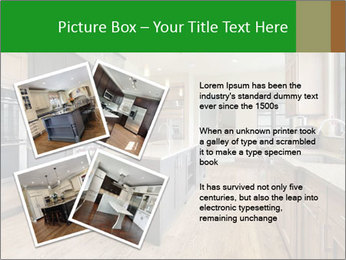 Kitchen in luxury home PowerPoint Templates - Slide 23