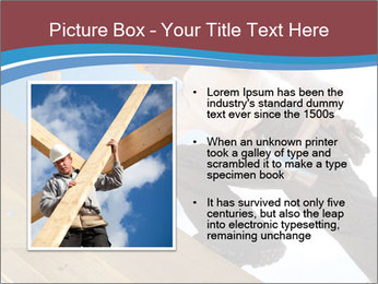 Roofer PowerPoint Template - Slide 13