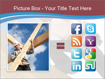 Roofer PowerPoint Template - Slide 21