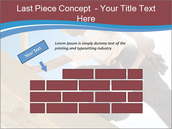 Roofer PowerPoint Template - Slide 46