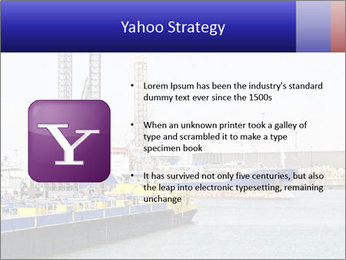 Oil and gas tanker PowerPoint Template - Slide 11
