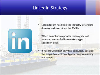 Oil and gas tanker PowerPoint Template - Slide 12