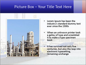 Oil and gas tanker PowerPoint Template - Slide 13