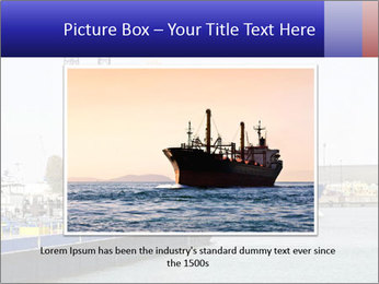 Oil and gas tanker PowerPoint Template - Slide 15