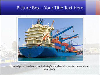 Oil and gas tanker PowerPoint Template - Slide 16