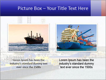 Oil and gas tanker PowerPoint Template - Slide 18