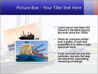 Oil and gas tanker PowerPoint Template - Slide 20