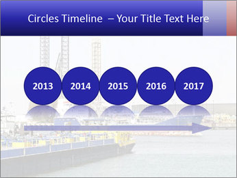 Oil and gas tanker PowerPoint Template - Slide 29