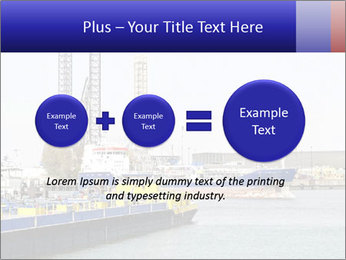 Oil and gas tanker PowerPoint Template - Slide 75