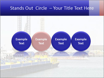 Oil and gas tanker PowerPoint Template - Slide 76