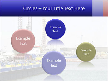 Oil and gas tanker PowerPoint Template - Slide 77