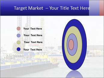 Oil and gas tanker PowerPoint Template - Slide 84