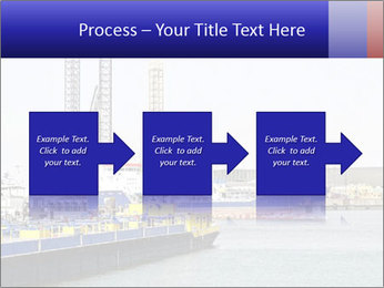 Oil and gas tanker PowerPoint Template - Slide 88