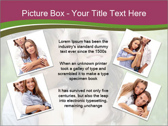 Young couple in love PowerPoint Template - Slide 24