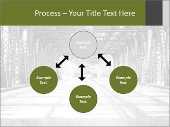 Old Chicago Bridge PowerPoint Template - Slide 91