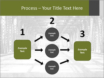 Old Chicago Bridge PowerPoint Template - Slide 92