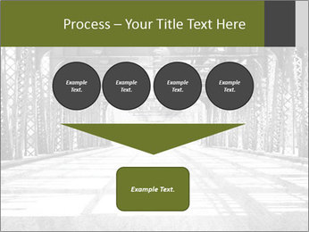 Old Chicago Bridge PowerPoint Template - Slide 93
