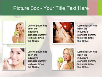 Healthy teeth PowerPoint Templates - Slide 14