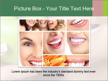 Healthy teeth PowerPoint Templates - Slide 15