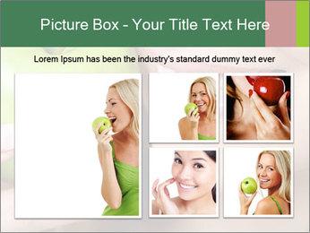 Healthy teeth PowerPoint Templates - Slide 19
