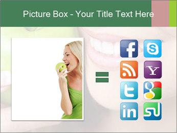 Healthy teeth PowerPoint Templates - Slide 21