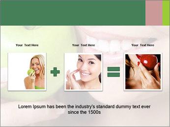 Healthy teeth PowerPoint Templates - Slide 22