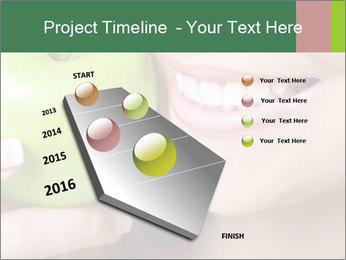 Healthy teeth PowerPoint Templates - Slide 26