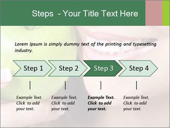 Healthy teeth PowerPoint Templates - Slide 4
