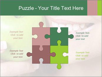 Healthy teeth PowerPoint Templates - Slide 43