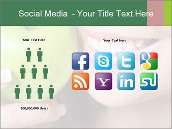 Healthy teeth PowerPoint Templates - Slide 5
