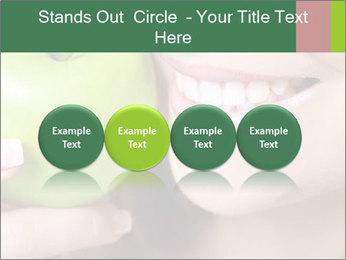 Healthy teeth PowerPoint Templates - Slide 76