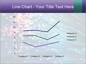 Bunch of optical fibres PowerPoint Template - Slide 54